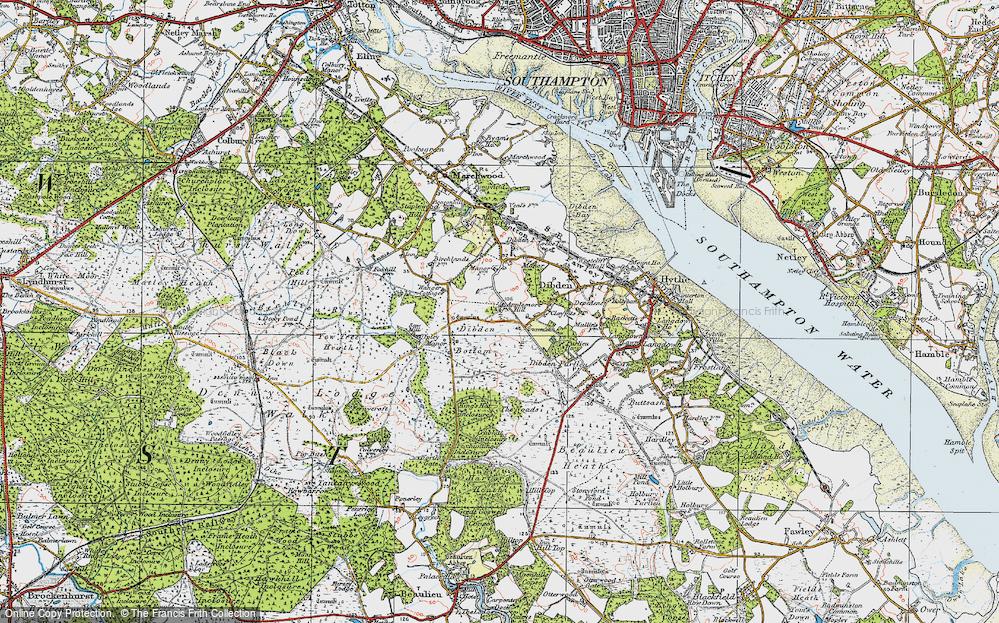 Applemore, 1919