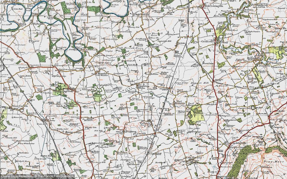 Appleton Wiske, 1925