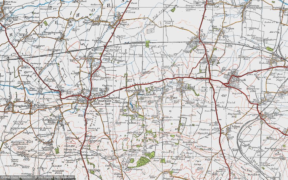 Ardington, 1919
