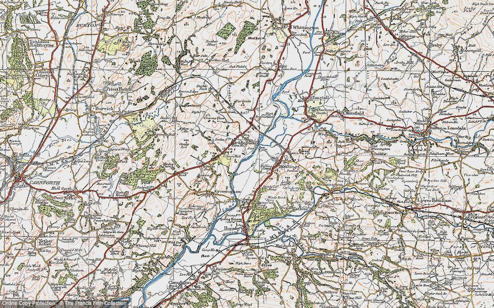 Arkholme, 1924