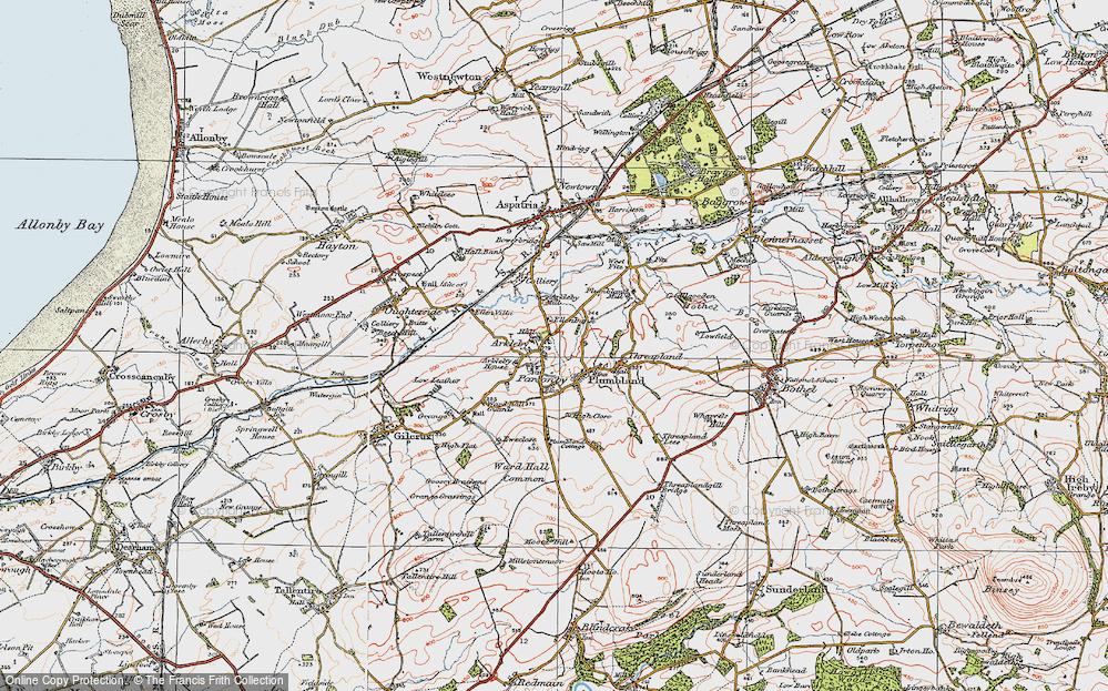 Arkleby, 1925