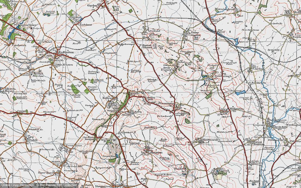 Arlescote, 1919