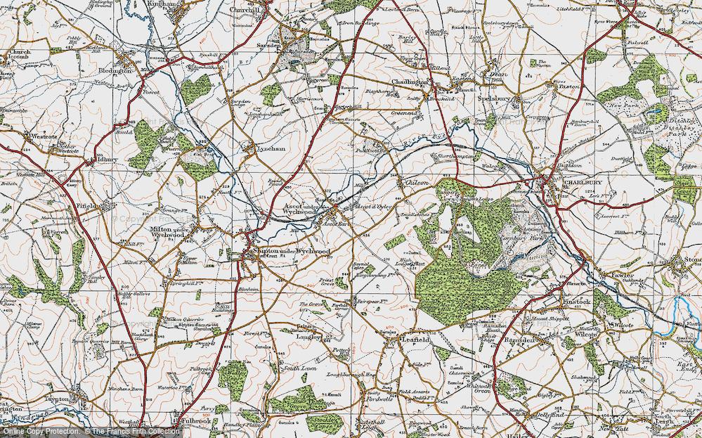 Ascott-under-Wychwood, 1919