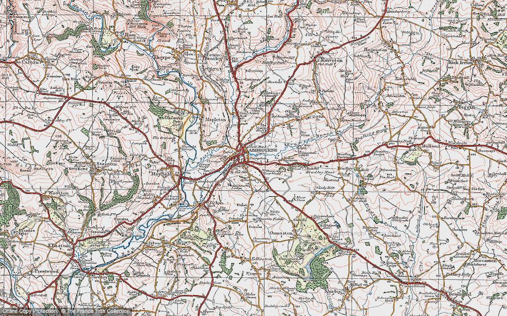 Ashbourne, 1921