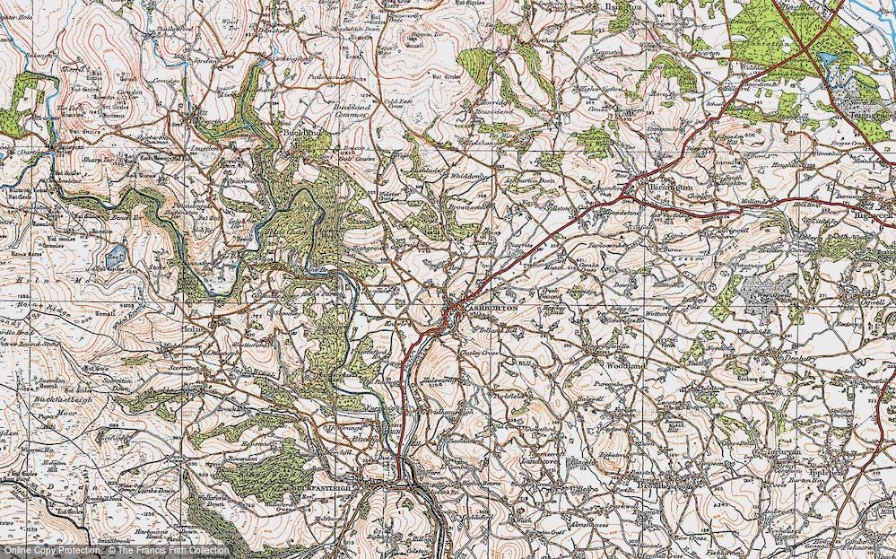 Ashburton, 1919