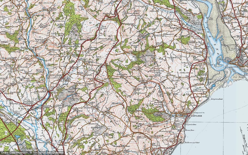 Ashcombe, 1919