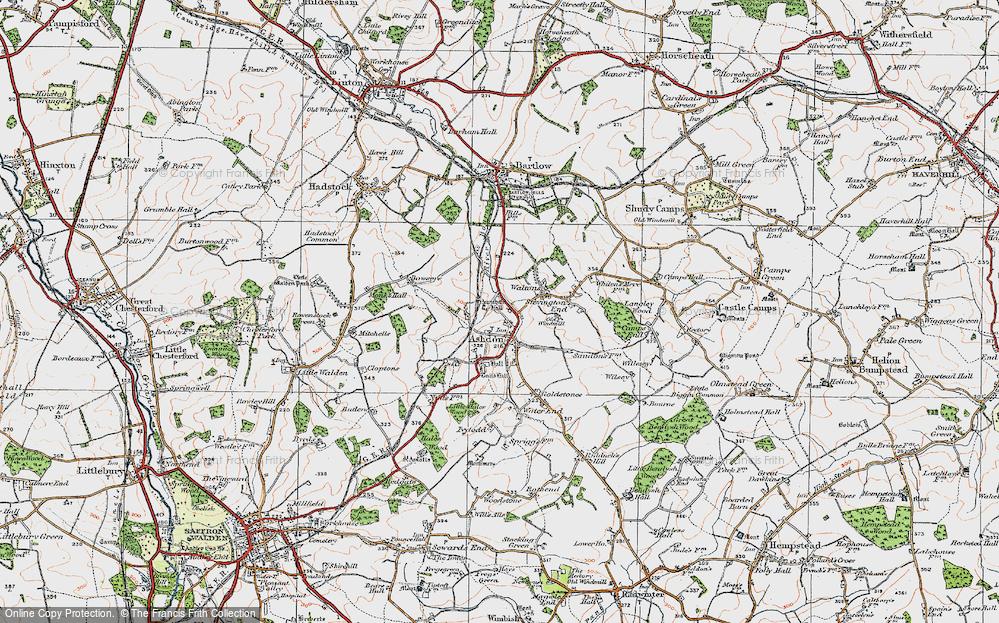 Ashdon, 1920
