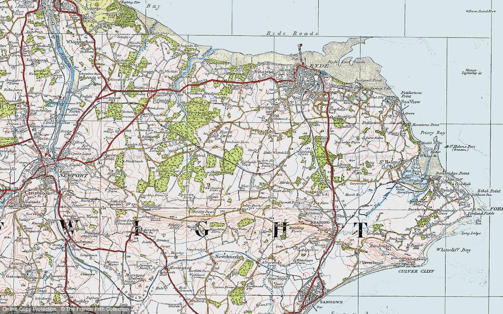 Ashey, 1919