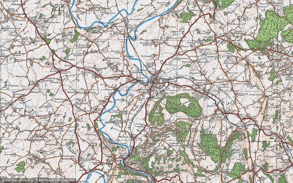 Ashfield, 1919
