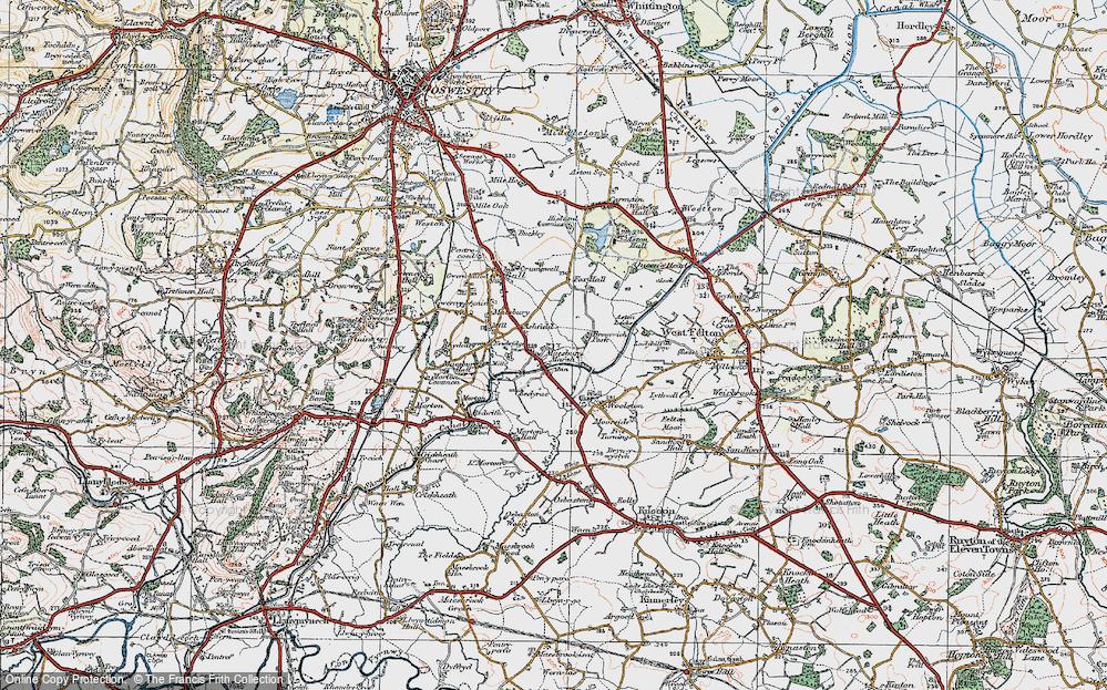 Ashfield, 1921