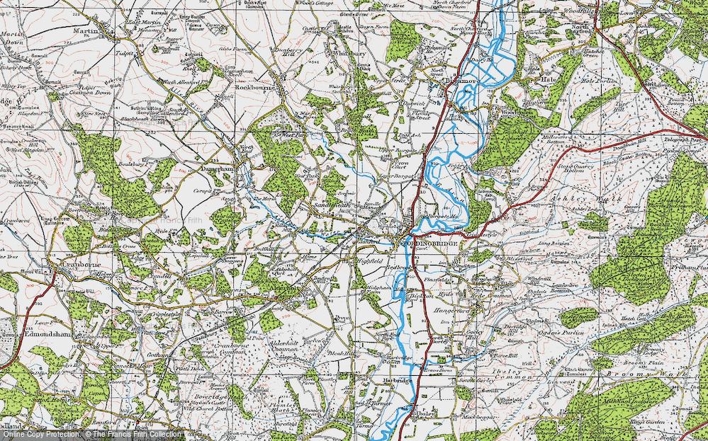 Ashford, 1919