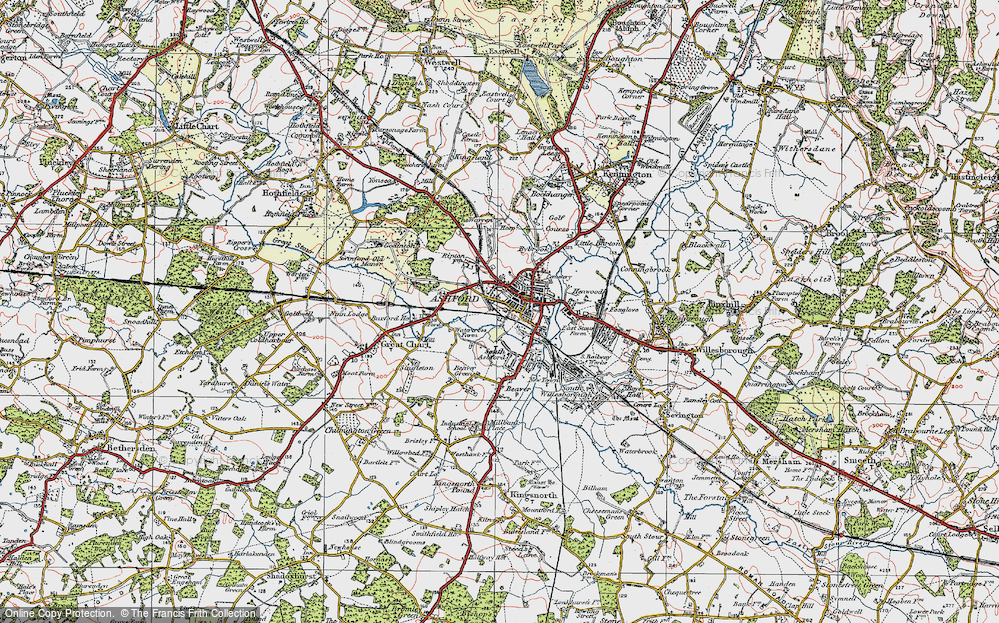 Ashford, 1921