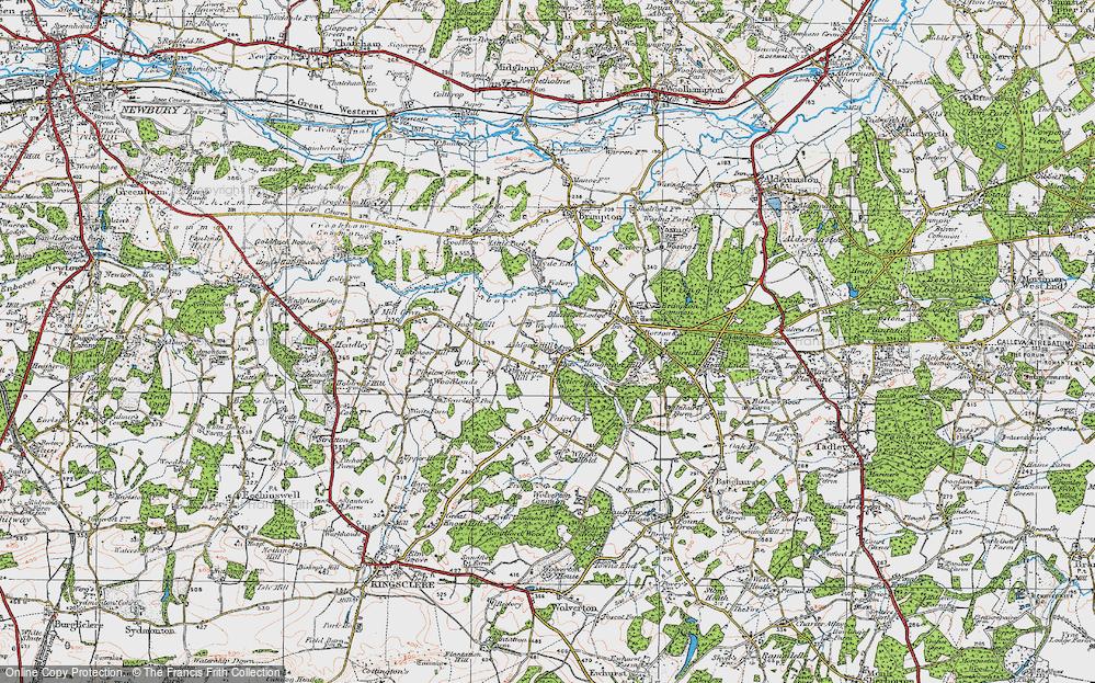 Ashford Hill, 1919