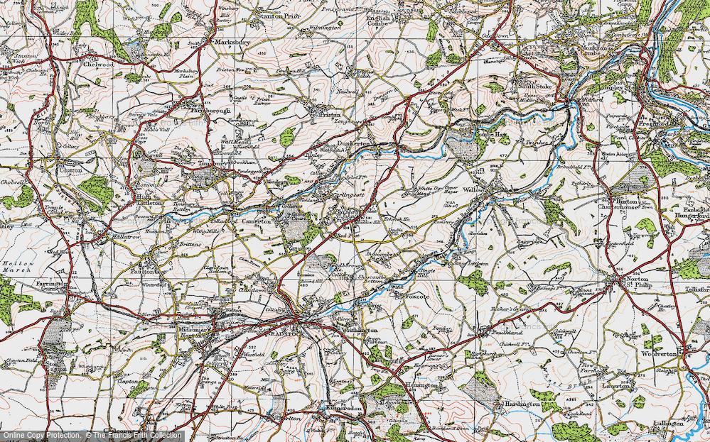 Ashgrove, 1919