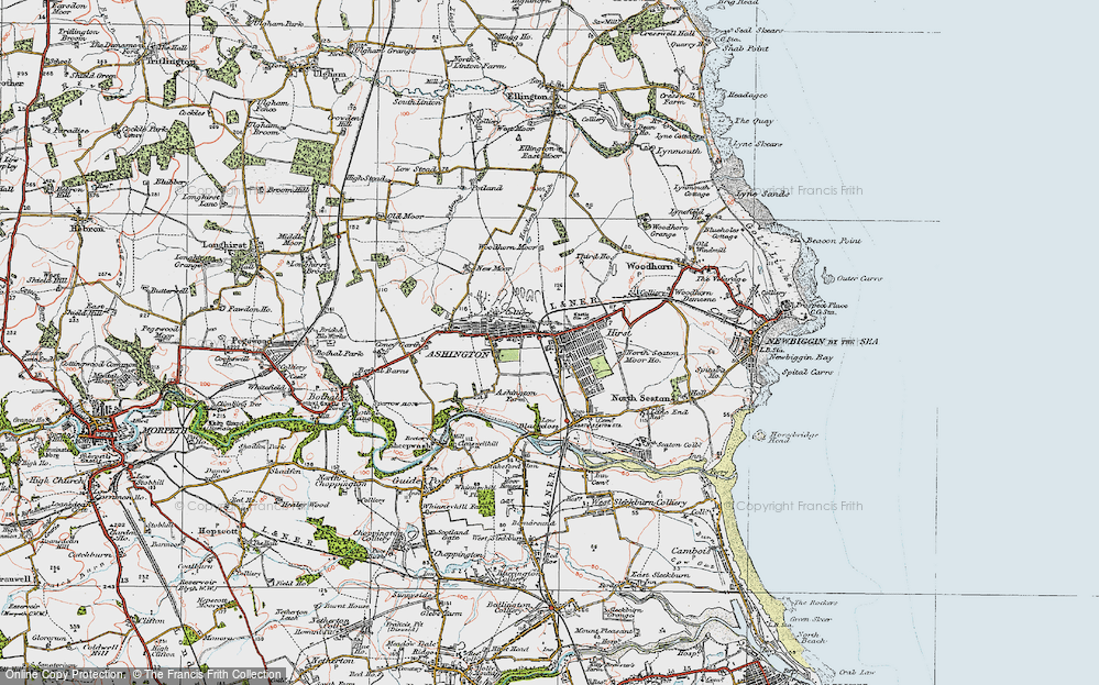 Ashington, 1925
