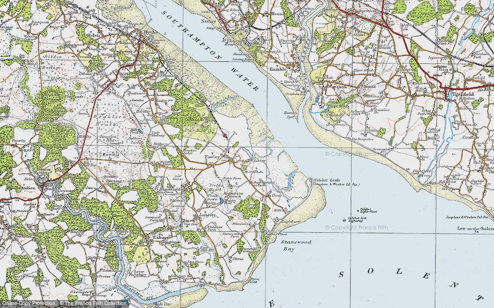 Ashlett, 1919