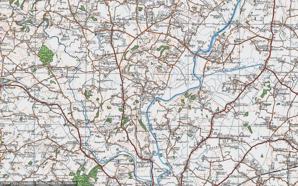 Ashleworth, 1919
