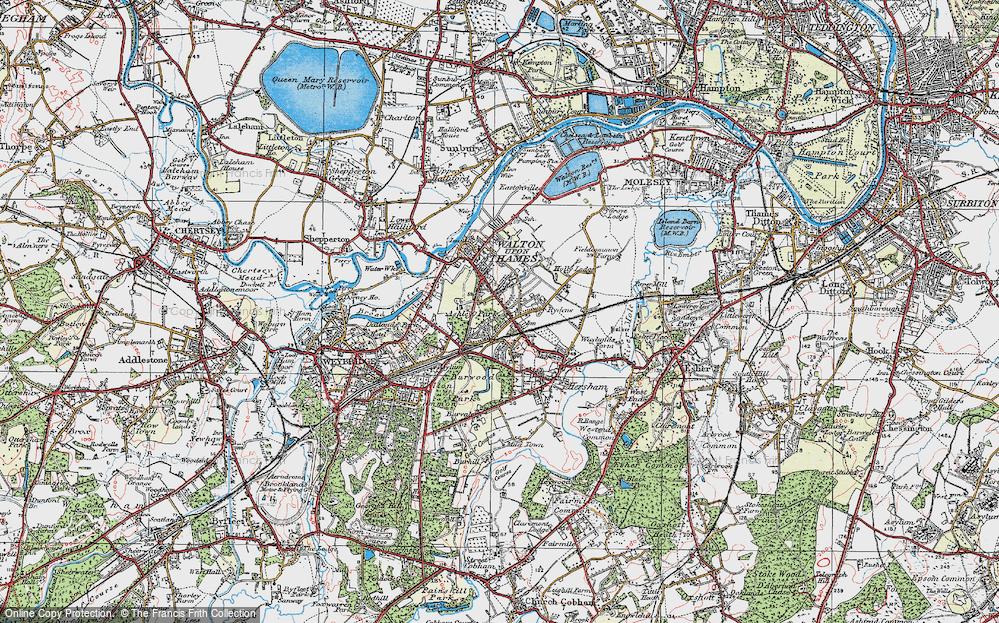 Ashley Park, 1920