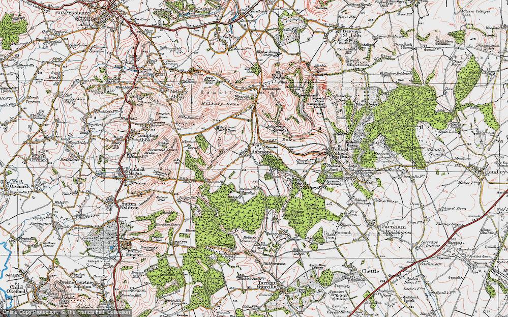 Ashmore, 1919