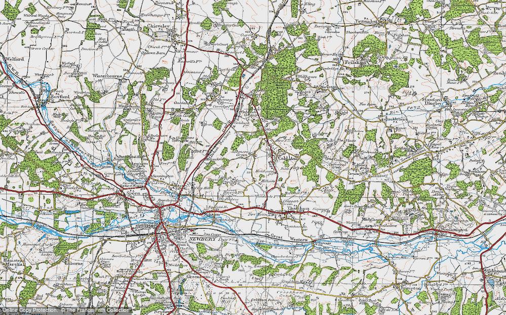 Ashmore Green, 1919
