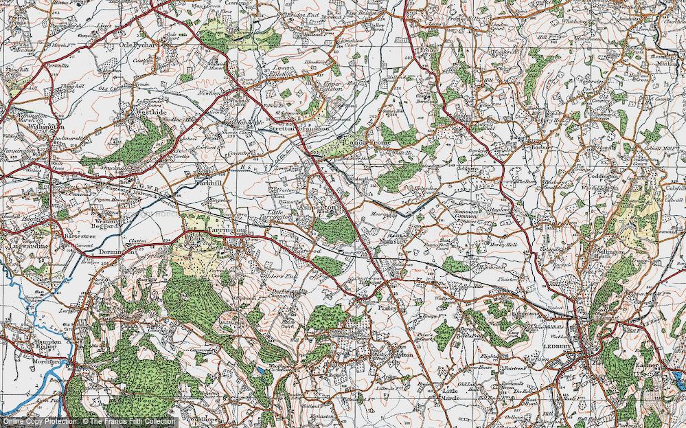 Ashperton, 1920
