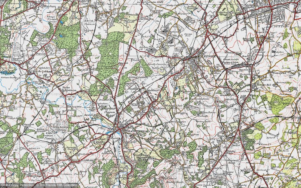 Ashtead, 1920