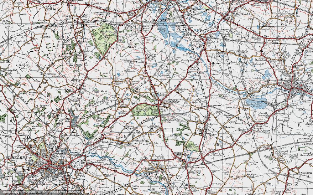 Ashton-in-Makerfield, 1924