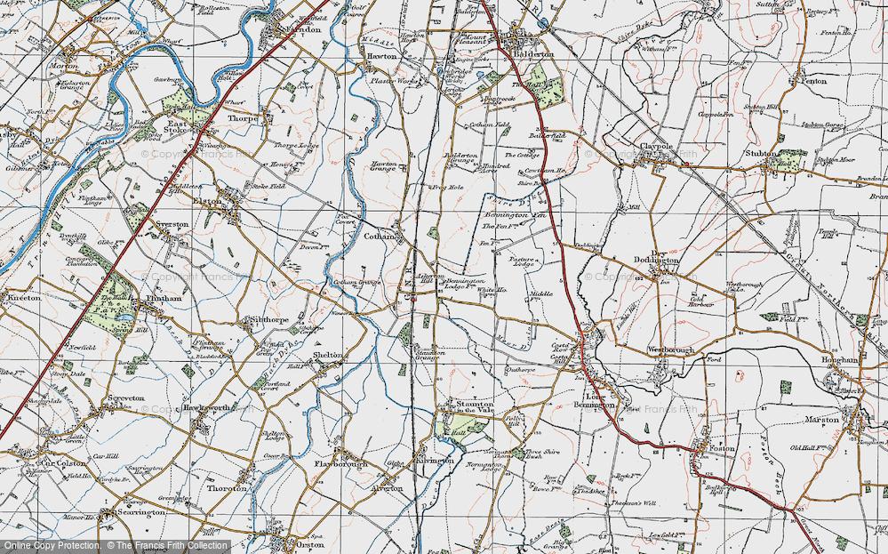 Askerton Hill, 1921