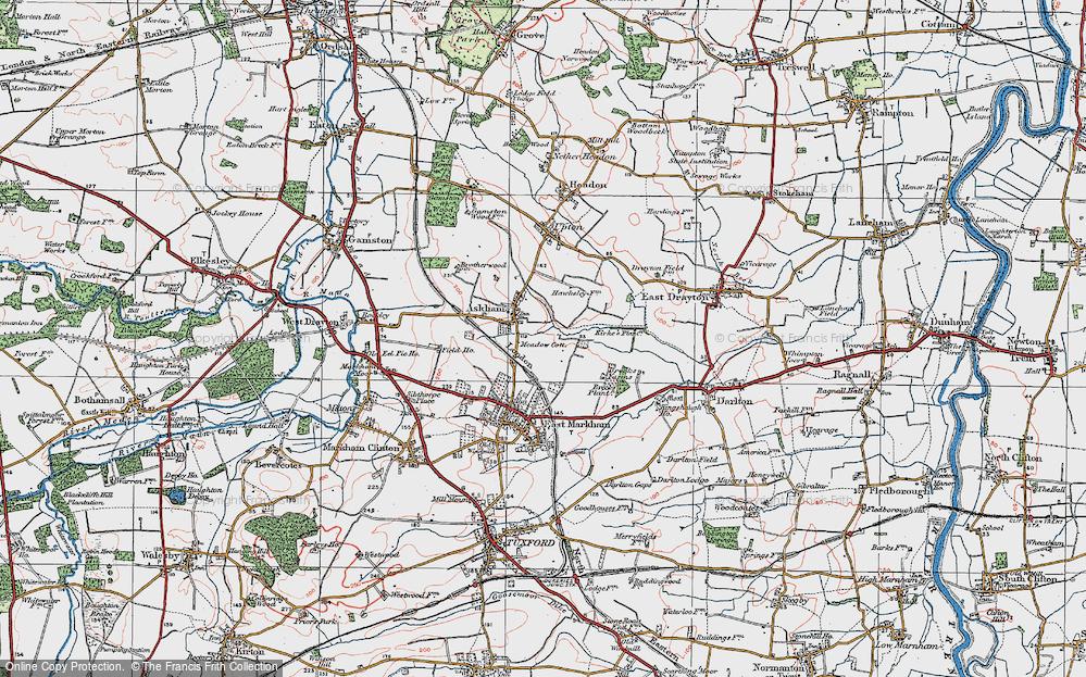 Askham, 1923