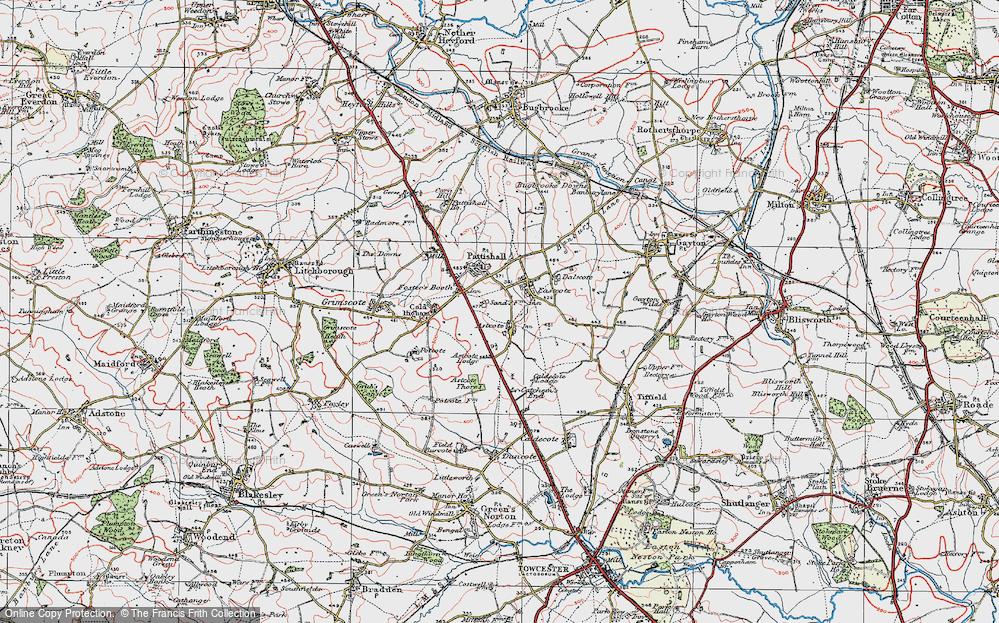 Astcote, 1919