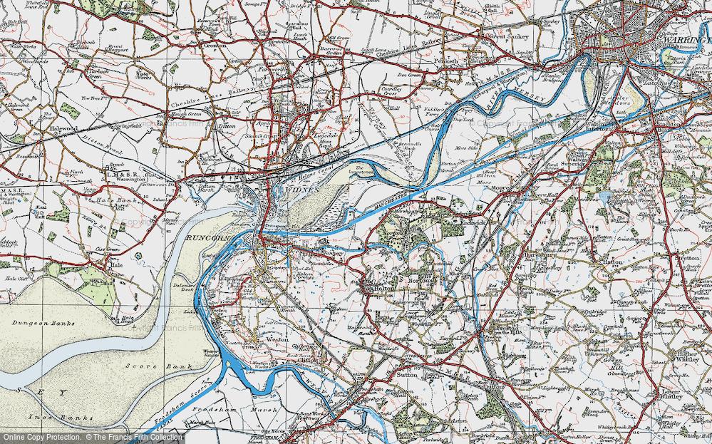 Astmoor, 1923