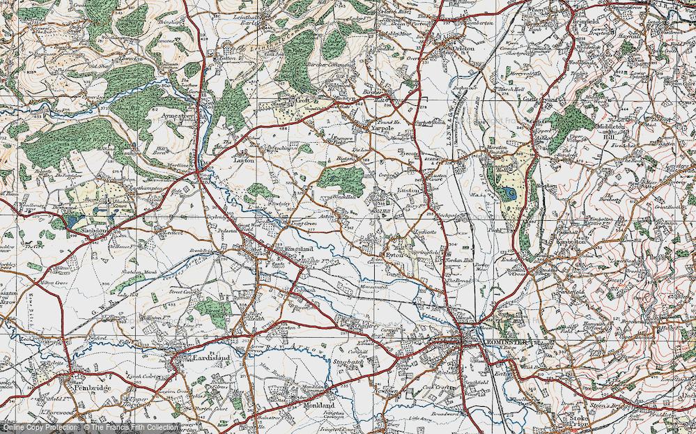 Aston, 1920