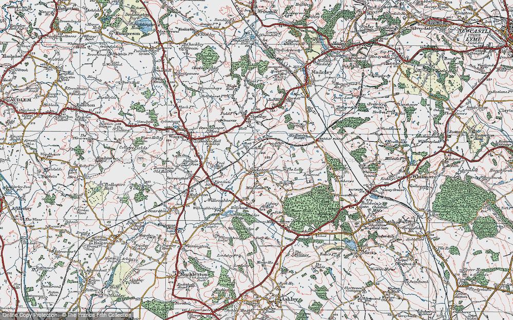 Aston, 1921