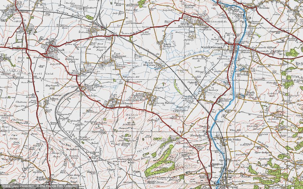 Aston Upthorpe, 1919
