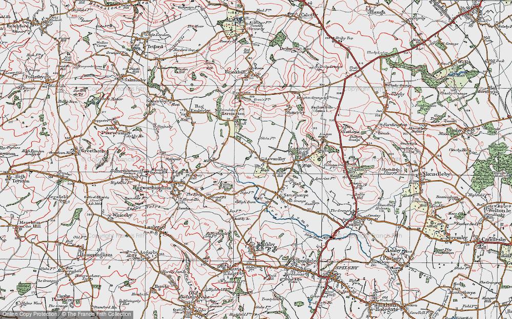 Aswardby, 1923