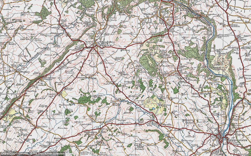 Atterley, 1921