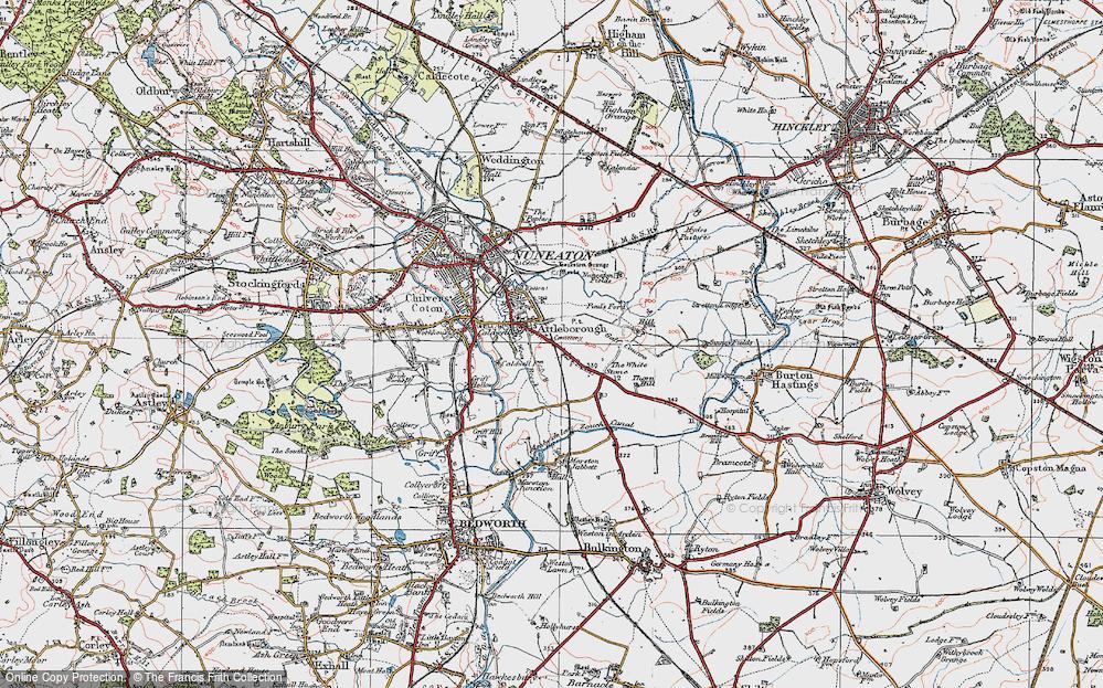 Attleborough, 1920