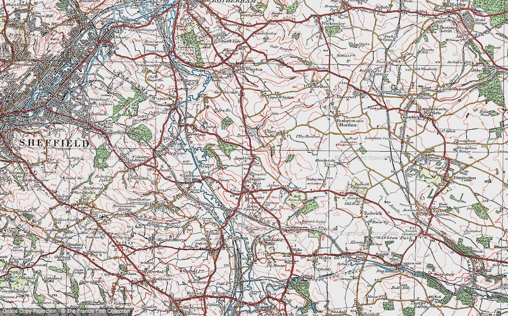 Aughton, 1923