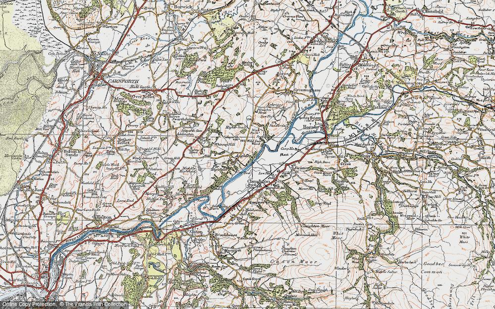 Aughton, 1924