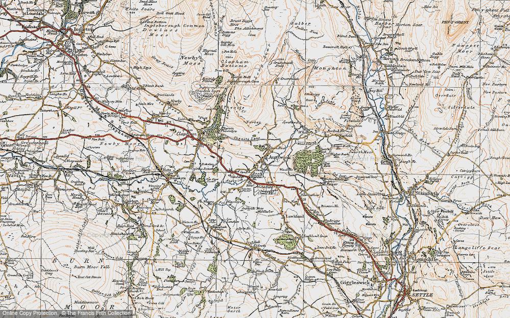 Austwick, 1924