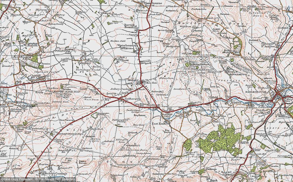 Avebury, 1919