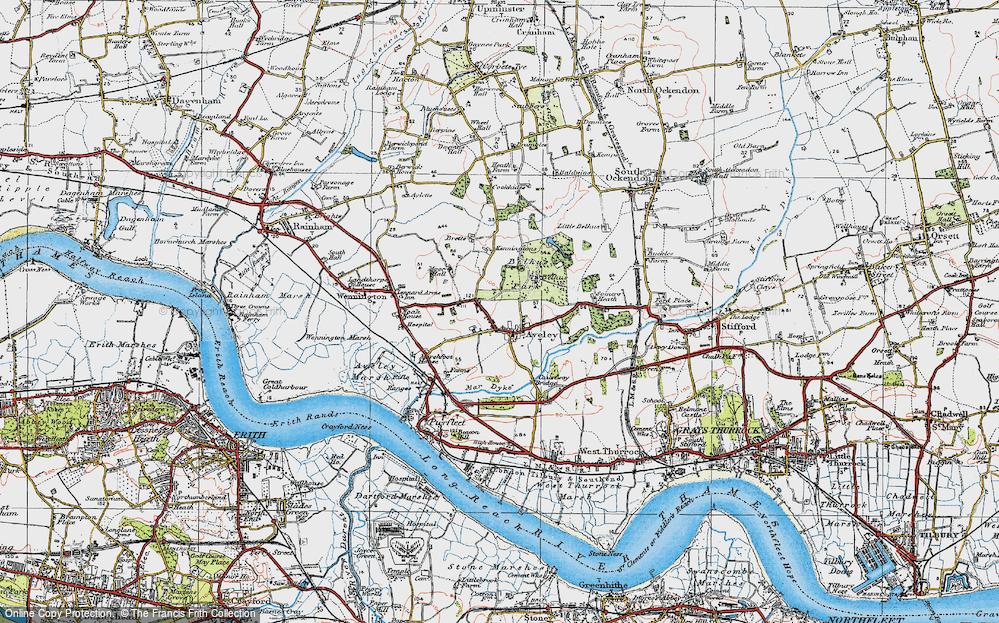 Aveley, 1920