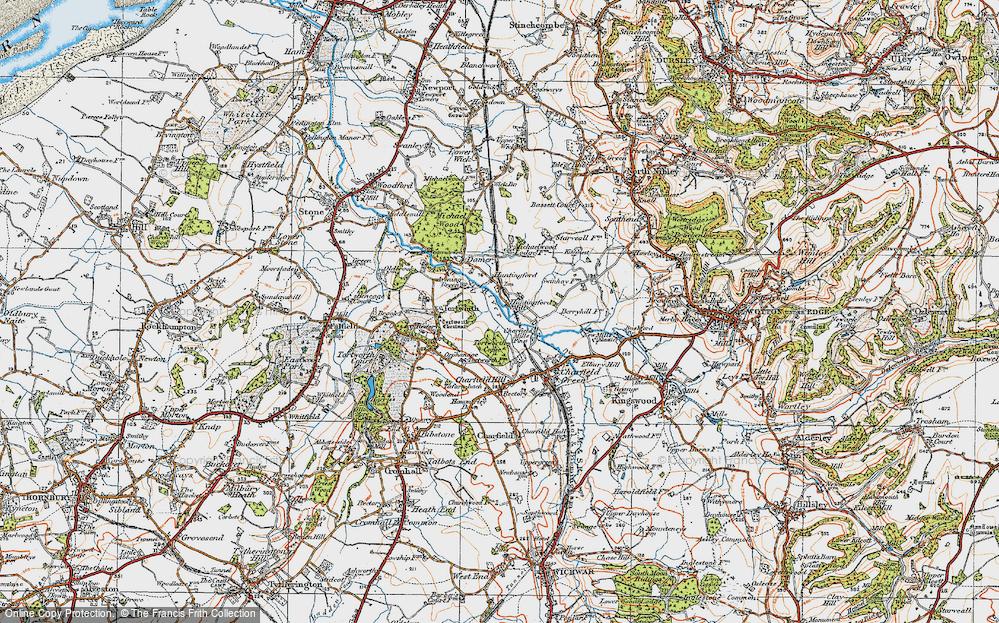 Avening Green, 1919