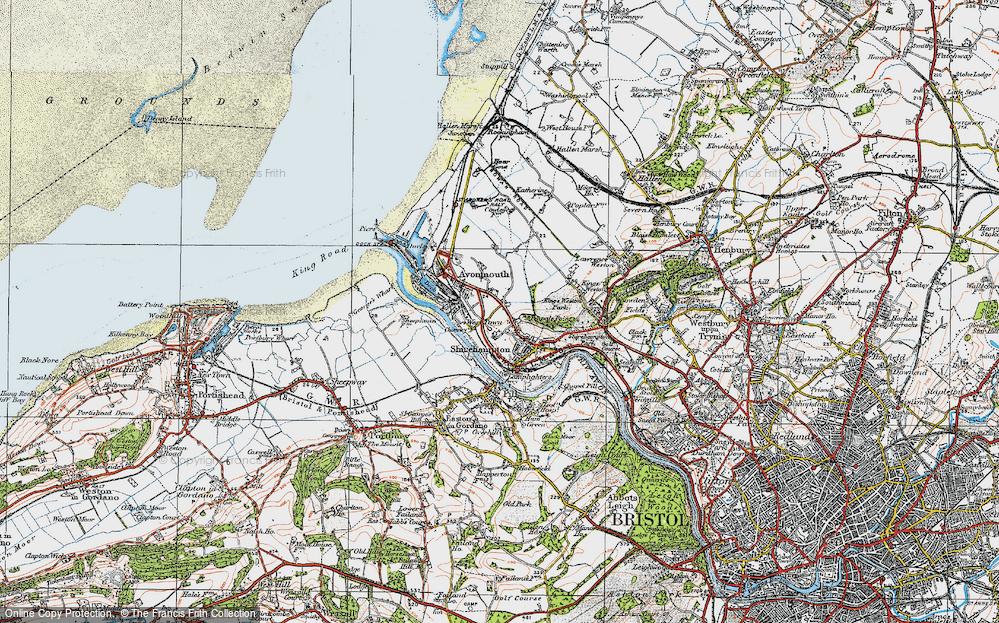 Avonmouth, 1919