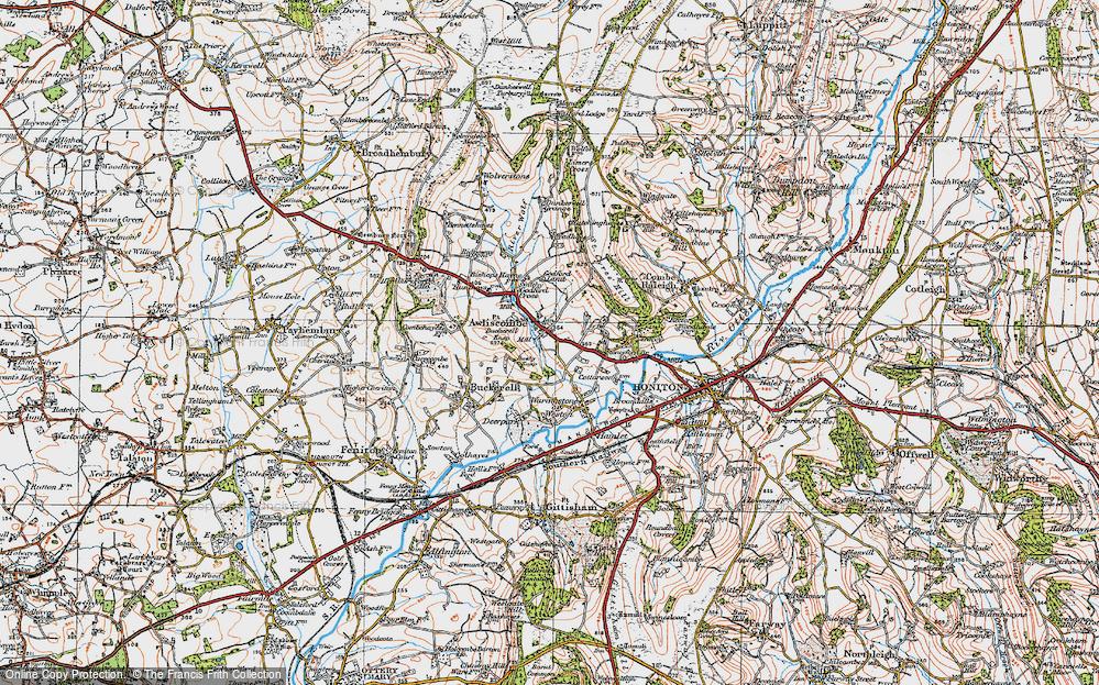 Awliscombe, 1919