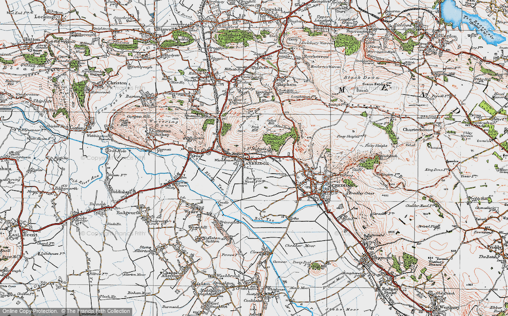 Axbridge, 1919