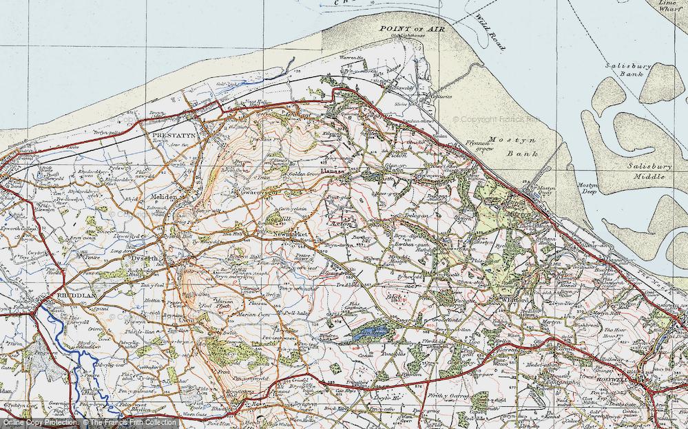 Axton, 1922