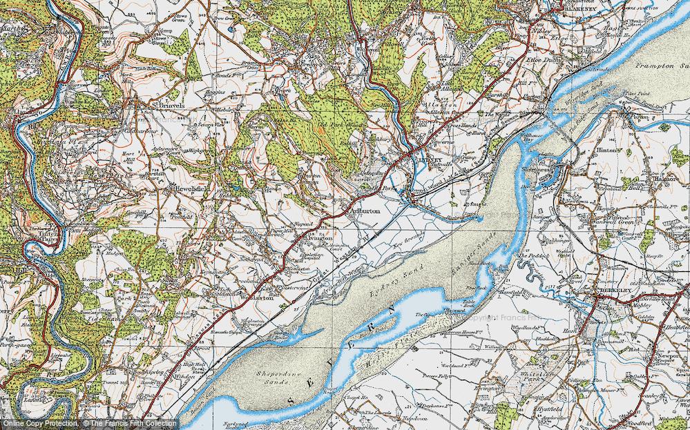 Aylburton, 1919
