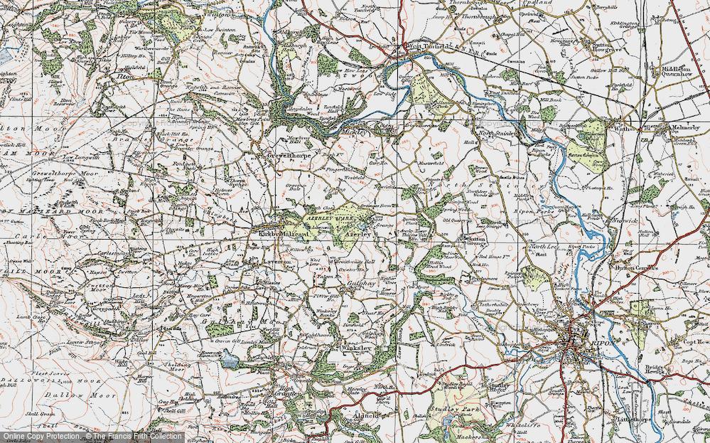Azerley, 1925