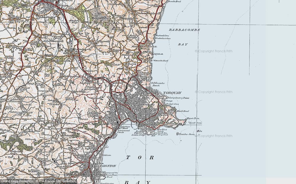 Babbacombe, 1919